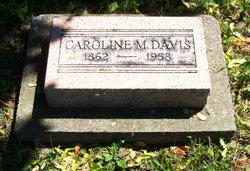 Caroline <i>Martin</i> Davis