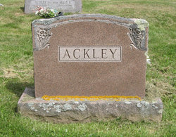 Carrie A <i>Bryant</i> Ackley