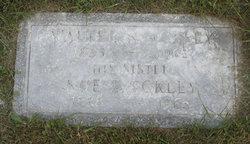 Walter Nathan Ackley