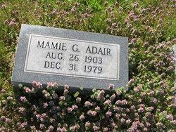 Mannie Mamie <i>Grayson</i> Adair