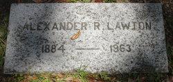 Alexander R. Lawton