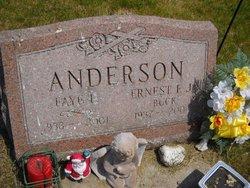 Faye I Anderson