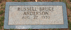Russell Bruce Anderson