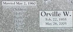 Orville W Miller