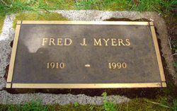 Frederick J Fred Myers