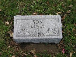 Joseph Dewey Dewey Weller