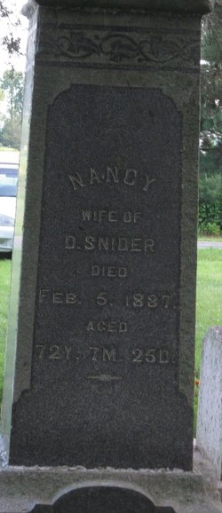 Nancy Snider