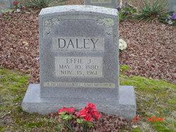 Effie Jane Daley <i>McClure</i> Arnold