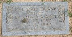 Coleman Duane Akin
