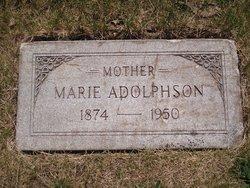 Marie Adolphson