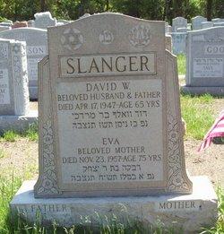David W. Slanger