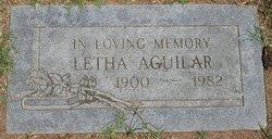 Letha Aguilar