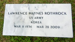 Lawrence Haynes Rothrock