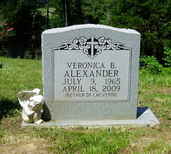 Veronica B. Alexander