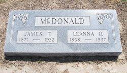 James Thomas McDonald