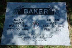 Miles Bryan Baker