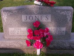 Paul V. Jones