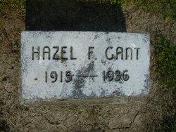Hazel F. Gant