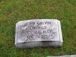 John Calvin Owings