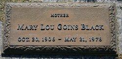 Mary Lou <i>Goins</i> Black