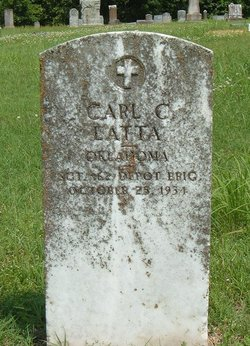 Sgt Carl C. Latta