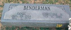 Elizabeth Christine <i>Nichols</i> Benderman