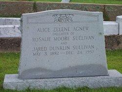 Alice Zelene Agnew