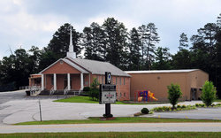 Tates Creek Baptist Church Cemetery