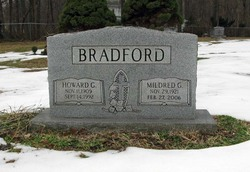 Mildred C. <i>Gardner</i> Bradford