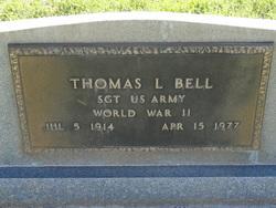 Thomas Lowell Tom Bell