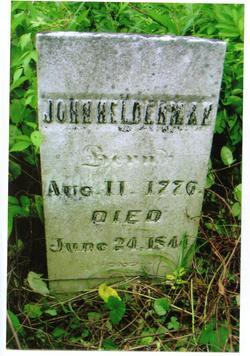 John Helderman