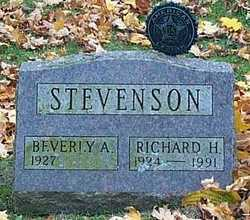 Beverly A. Stevenson
