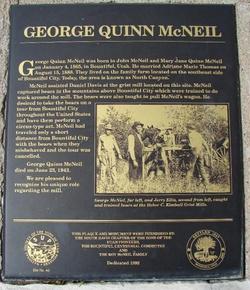 George Quinn McNeil
