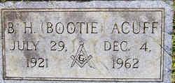 B. H. Bootie Acuff