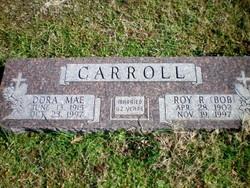 Dora Mae <i>Herndon</i> Carroll