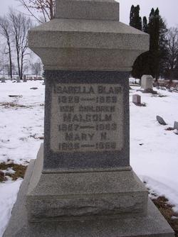 Mary N. Blair