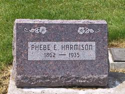 Phoebe Ellen <i>McCombs</i> Harmison