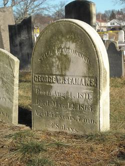 George W. Seamans