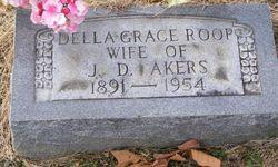 Della Grace <i>Roop</i> Akers
