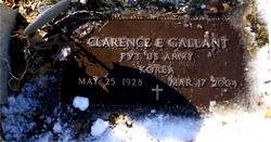 Clarence E. Gallant