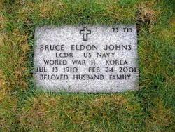 Bruce Eldon Johns