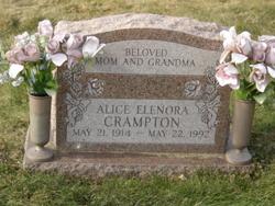 Alice Elenora <i>Maxfield</i> Crampton