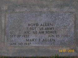 Thomas Boyd Allen