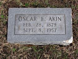 Oscar Elmo Akin