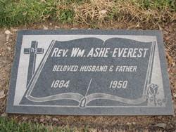 William Ashe-Everest