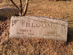 Lillie T. <i>Carlile</i> Bloom