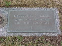 Marguerite J. <i>Clark</i> Hargis