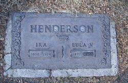 Ira Henderson, Sr