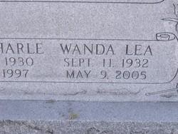 Wanda Lea <i>Toberman</i> Mathisen
