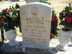 Spec Larry Paul Campos